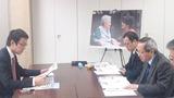 3月4日大分県出張・社会福祉介護研修センターを視察5