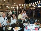 8月9日桜区田島観音納涼盆踊り2