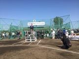 4月8日第56回戸田中央医科グループのソフトボール大会