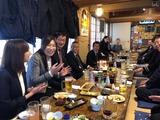 2月11日田中良生後援会の戸田市・新春の集い青年部反省会2