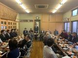 1月12日西堀日向自治会の新年会2