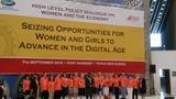 9月7日APEC「女性と経済フォーラム」閣僚級会合2