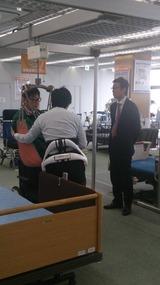 3月4日大分県出張・社会福祉介護研修センターを視察4