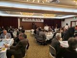 1月10日さいたま市浦和商店会連合会の新年会2