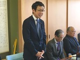 1月13日西堀日向自治会の新年会