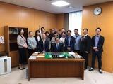 10月16日上戸田商店会・国会見学と表敬訪問