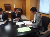 6月12日埼玉県・奥野副知事から要望2