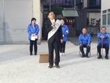 4月6日さいたま市桜区・南区・戸田市・・宣車遊説に街頭演説会6