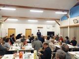 2月3日南区曲本自治連合会の新年会2