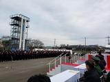 1月12日さいたま市出初式
