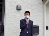 3月28日(株)浦和通信の新社屋落成披露式