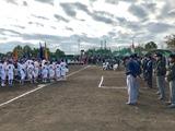 10月28日戸田市道満少年野球大会2