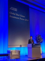 3月8日不動産証券化協会・ARES主催 ・国際不動産投資フォーラム3