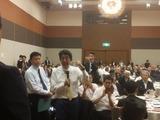 7月4日自民党埼玉県連・安倍総裁タウンミーティング4