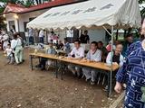 7月13日内谷・根岸・辻の夏祭り宵宮2