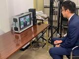 10月16日自民党埼玉県連・NHK政見放送の撮影2