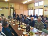 3月25日桜区日向自治会のうどん会2