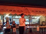 8月9日内谷納涼盆踊り大会
