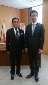 10月10日地域経済活性化支援機構・REVICの林謙治社長