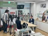 9月5日NHK報道番組「クローズアップ現代」の取材
