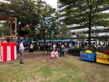 8月31日北戸田住宅自治会の夏祭り