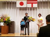 9月15日高橋喜代作氏・瑞寶雙光章受章を祝う会2