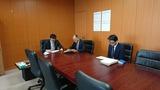 10月10日遠藤金融庁長官・金融行政の重要施策について説明