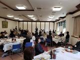 2月9日社会福祉法人邑元会・障害者支援施設のしびらきの新年会4