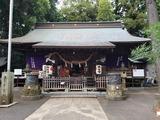 10月7日桜区西堀氷川神社令和3年度例大祭3