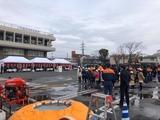 1月12日戸田市の出初式2