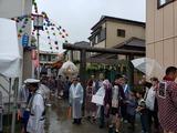 7月14日栄和地区等・夏祭り6