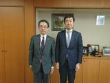 4月19日全日本空輸㈱・ANAの平子代表取締役社長