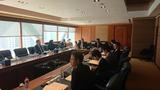 8月4日スミス・ドバイ金融庁DFSA戦略・企画・危機管理局長と面談2
