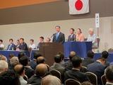 9月16日自由民主党埼玉県支部連合会・大会3