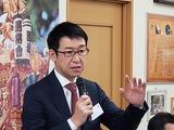 1月5日桜区西堀連合自治会の新年会