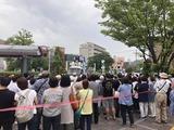 7月13日公明党・矢倉かつお候補の街頭演説会2