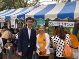9月29日上戸田商店会主催の上戸田ゆめまつり2