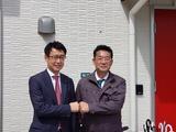 3月28日(株)浦和通信の新社屋落成披露式2