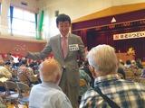 10月9日桜区土合地区社会福祉協議会・第二支部敬老会