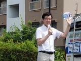 8月15日桜区・街頭演説
