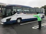 10月7日戸田JCシニア会・木犀会のアジ釣り・バスツアー3