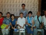 8月5日桜区の栄和納涼盆踊り大会4