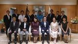 9月6日日系企業・JICA関係者・横浜市の林文子市長等との意見交換会