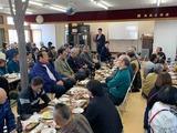 1月19日南区・広ヶ谷戸、白幡自治会の新年会2