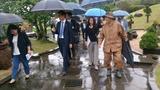 9月13日韓国政府の案内で地方創生関連の現地視察2