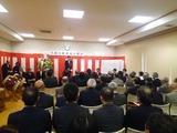 3月25日戸田大前町会の会館落成祝賀会2