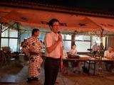 8月8日南区の内谷納涼盆踊り大会