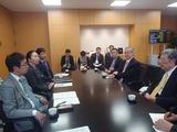 9月2日元中国人民政治商会副主席黄孟复CNCPEC名誉会長2