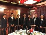4月15日中国でビジネス展開・日系金融機関の方々と意見交換2