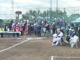 10月28日戸田市道満少年野球大会